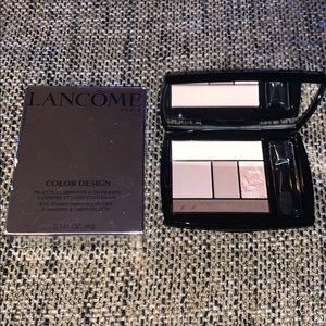 Lancôme color design eyeshadow & liner palette NWT